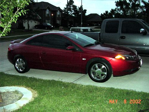 cybrscream 1999 Mercury Cougar Specs Photos Modification Info at