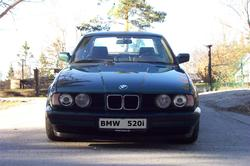 BMW_Swe 1991 BMW 5 Series