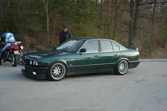 Bmw Swe 1991 Bmw 5 Series Specs  Photos  Modification Info