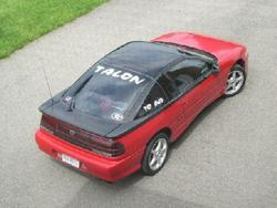 lilredtsi 1990 Eagle Talon