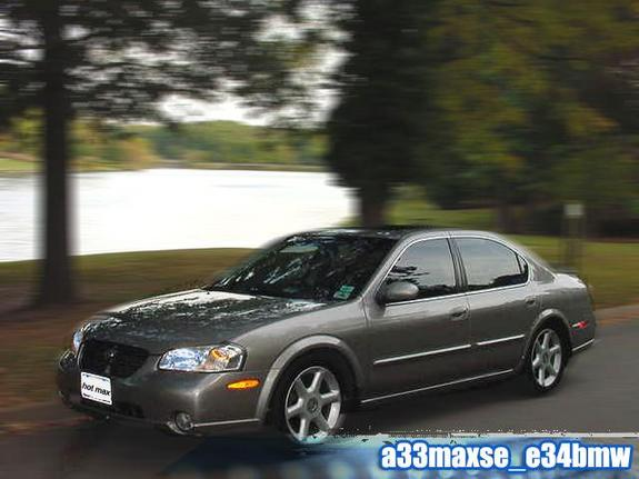 Another a33maxse_e34bmw 2000 Nissan Maxima post... - 355742