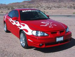 redgtsamurai 2001 Pontiac Grand Am