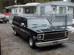 hzemall 1975 Chevrolet C/K Pick-Up
