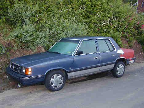 Another ariesk 1988 Dodge Aries post... - 18191