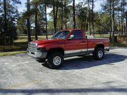 biggpimpin 1998 Dodge Ram 1500 Regular Cab
