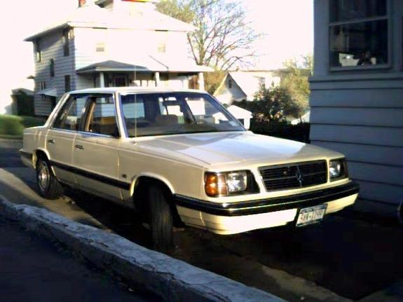 RocketDodge 1987 Dodge Aries