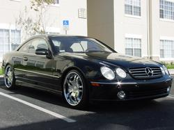 PaperChase 2000 Mercedes-Benz CL-Class