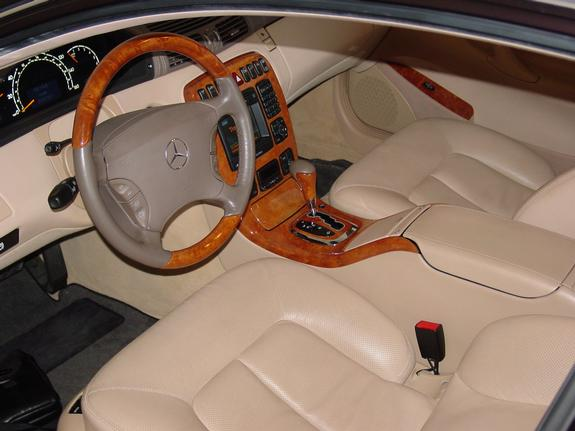 Another PaperChase 2000 Mercedes-Benz CL-Class post... - 377548