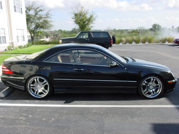 Another PaperChase 2000 Mercedes-Benz CL-Class post... - 377549