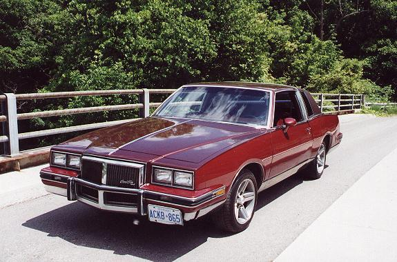 slammed240 1984 pontiac grand prix specs  photos