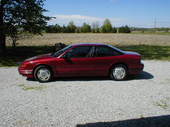 stephenGmoran's 1994 Oldsmobile Cutlass Supreme