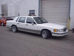 dwwkkw 1990 Lincoln Town Car