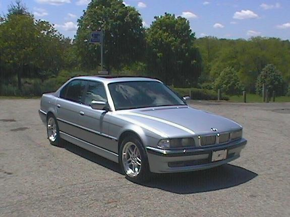 Another silver7 1997 BMW 7 Series post... - 379317