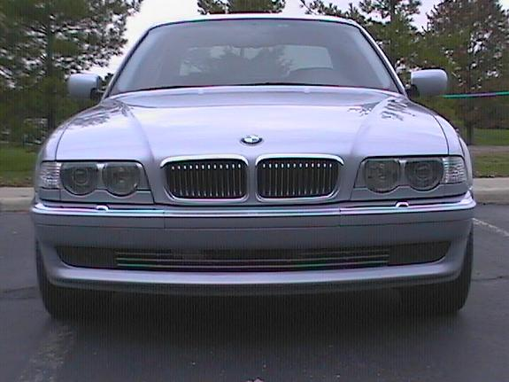 Another silver7 1997 BMW 7 Series post... - 379343