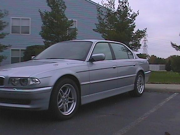 Another silver7 1997 BMW 7 Series post... - 379345