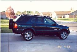PASSPORT 1999 Honda Passport