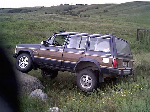 Another Devils_Run 1990 Jeep Wagoneer post... - 379915