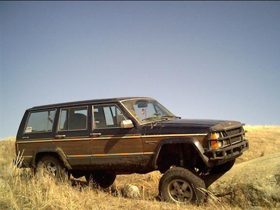 Another Devils_Run 1990 Jeep Wagoneer post... - 379925