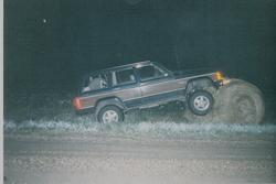 Devils_Run 1990 Jeep Wagoneer