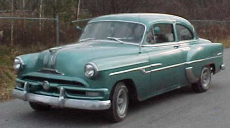 bro23 1953 Pontiac Chieftain Specs Photos Modification Info at