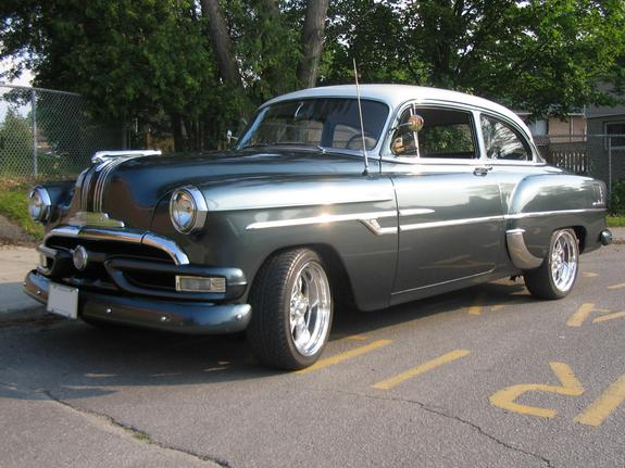 bro23's 1953 Pontiac Chieftain