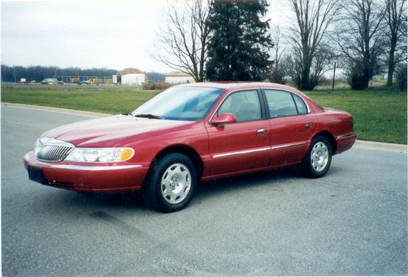 Newyorker84 1998 Lincoln Continental Specs  Photos
