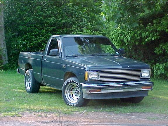 1987 Chevrolet S10 Regular Cab