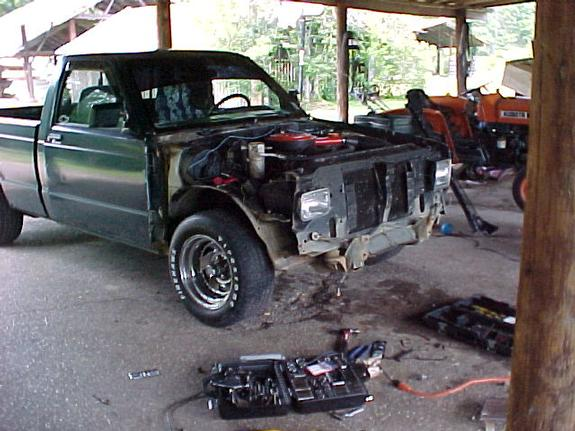 Another lowridamonkey 1987 Chevrolet S10 Regular Cab post... - 382655