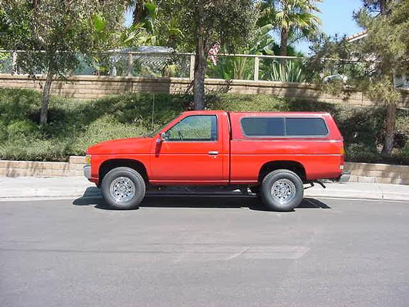 Any Lifted 2wd Page 2 Infamous Nissan Hardbody