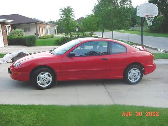 Canada Sunfire98 1998 Pontiac Sunfire Specs Photos