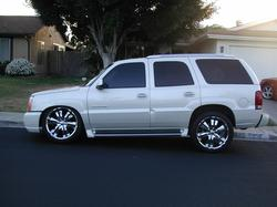 burnmytalon 2002 Cadillac Escalade