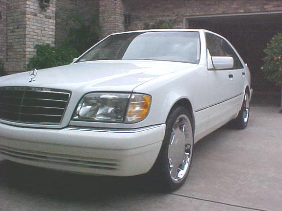 Another donnaD 1997 Mercedes-Benz S-Class post... - 384546