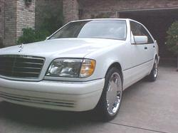 donnaDs 1997 Mercedes-Benz S-Class