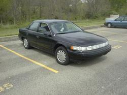 generalfish 1993 Mercury Sable