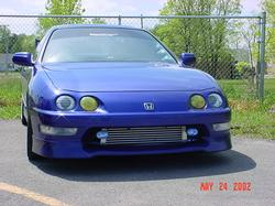 Turbo_GSR 1998 Acura Integra
