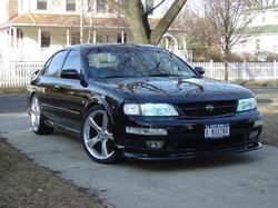 BlkMax98SEs 1998 Nissan Maxima