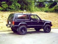 billboarder 1986 Jeep Cherokee
