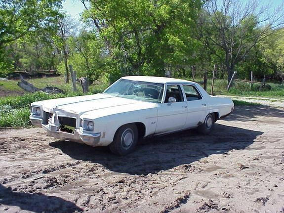 Another ptmeyer 1971 Oldsmobile Delta 88 post... - 396178