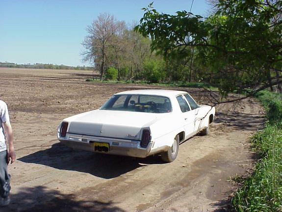 Another ptmeyer 1971 Oldsmobile Delta 88 post... - 396179