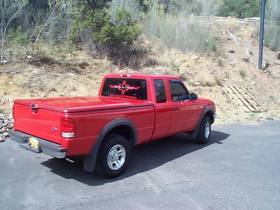 botlfed2 2000 Ford Ranger Regular Cab
