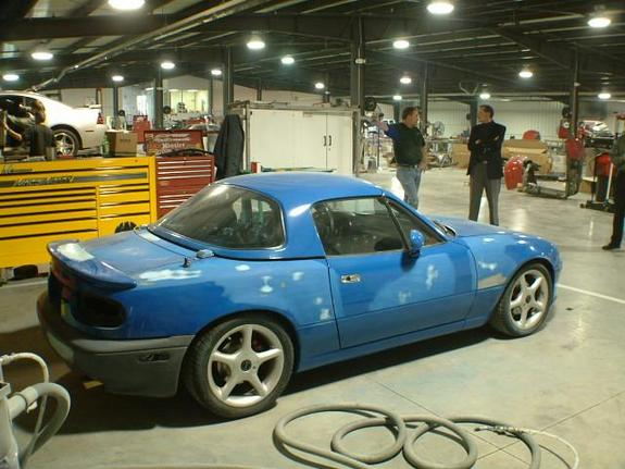 Another Shepherd 1991 Mazda Miata MX-5 post... - 403467
