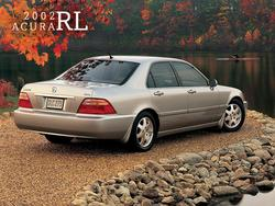 ACURAKIDs 2001 Acura RL