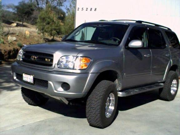 4455958 2002 toyota sequoia specs photos modification info at cardomain cardomain