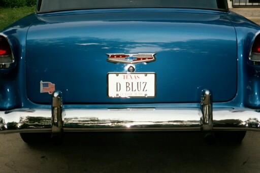 Another badnblue 1955 Chevrolet Bel Air post... - 408269