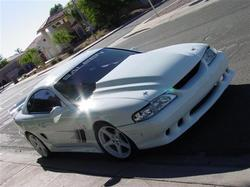 amped18 1996 Saleen Mustang