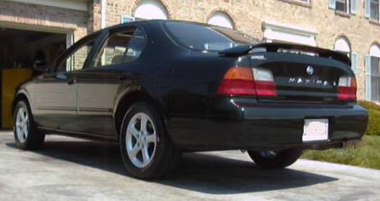 Requin6 1996 Nissan Maxima Specs Photos Modification Info At Cardomain