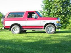 stangMATA50L 1995 Ford Bronco