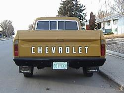 jaredduncan 1972 Chevrolet C/K Pick-Up