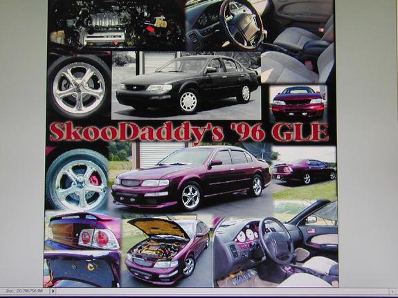 Another Skoodaddy 1996 Nissan Maxima post... - 415438
