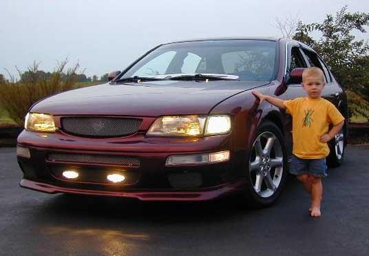 Another Skoodaddy 1996 Nissan Maxima post... - 415440